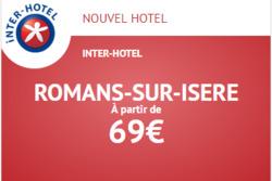 Promos de Inter Hotel dans le prospectus à Perpignan
