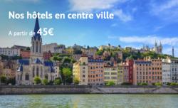 Promos de Voyages dans le prospectus de Inter Hotel à Annecy