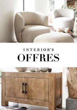 Interior's coupon ( Publié hier)