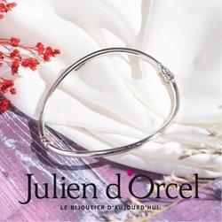 Julien d'Orcel coupon ( 4 jours de plus )