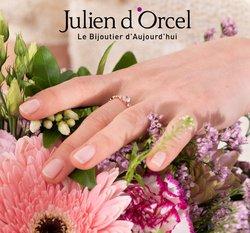 Promos de Bijouteries dans le prospectus à Julien d'Orcel ( 5 jours de plus)