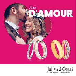 Promos de Bijouteries dans le prospectus à Julien d'Orcel ( Plus d'un mois)