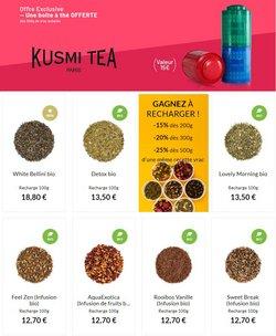 Kusmi Tea coupon ( Expiré )