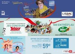 Promos de Santé et Opticiens dans le prospectus à Lissac ( 15 jours de plus)