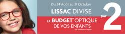 Promos de Opticiens et Soins dans le prospectus de Lissac à Marseille