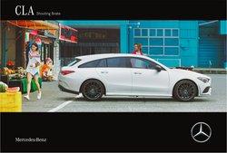 Promos de Mercedes-Benz dans le prospectus à Mercedes-Benz ( 9 jours de plus)
