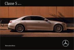 Promos de Mercedes-Benz dans le prospectus à Mercedes-Benz ( Plus d'un mois)