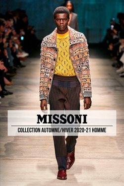 Missoni coupon ( 16 jours de plus )