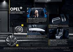 Promos de Siège auto dans le prospectus de Opel à Châlons-en-Champagne