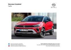 Promos de Opel dans le prospectus à Opel ( Plus d'un mois)