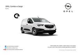 Opel coupon ( Plus d'un mois)