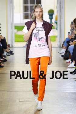 Promos de Paul & Joe dans le prospectus à Paris
