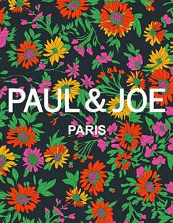 Paul & Joe coupon à Paris ( Plus d'un mois )