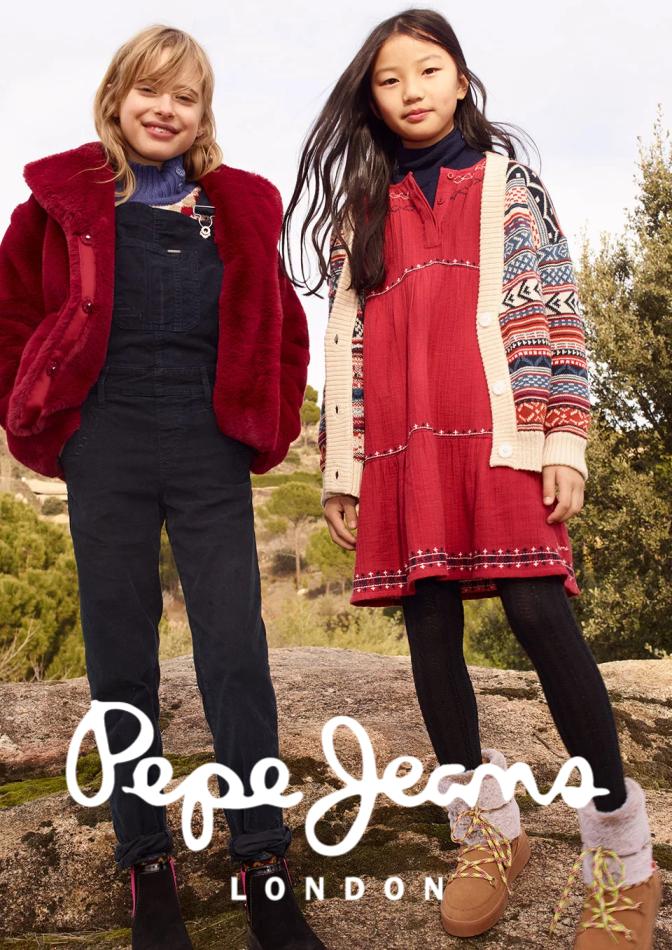 Promos de Pepe Jeans dans le prospectus à Lieusaint (Seine et Marne)