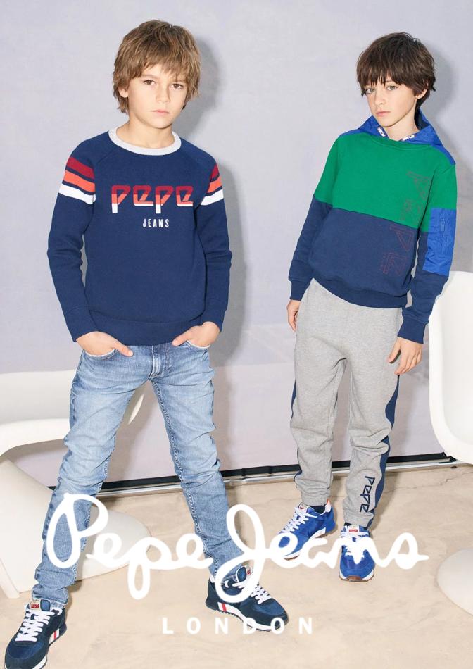Pepe Jeans à Bordeaux | Catalogue de la Collection SS 2020
