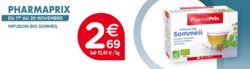 Promos de Opticiens et Soins dans le prospectus de Pharmavie à Lyon