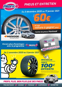 Bridgestone à Profil Plus