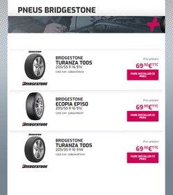 Bridgestone à Profil Plus