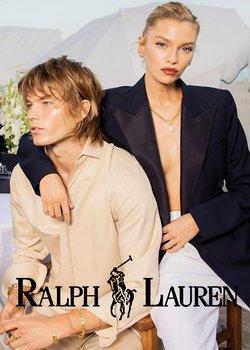 Promos de Marques de luxe dans le prospectus à Ralph Lauren ( Expire demain)