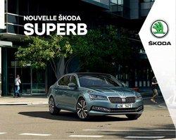 Promos de Škoda dans le prospectus à Škoda ( Plus d'un mois)