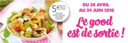 Promos de Restauration rapide dans le prospectus de Sogood à Montigny-le-Bretonneux