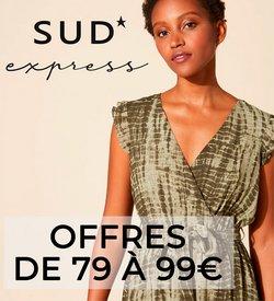 Promos de Sud Express dans le prospectus à Sud Express ( Publié hier)