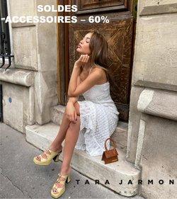 Promos de Marques de luxe dans le prospectus à Tara Jarmon ( 6 jours de plus)