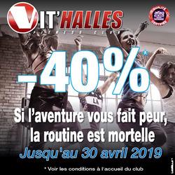 Promos de Vit'halles dans le prospectus à Montpellier