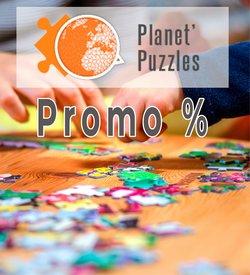 Promos de Culture et Loisirs dans le prospectus à Planet puzzles ( Expire ce jour)