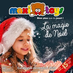 Maxi Toys coupon ( Expiré )