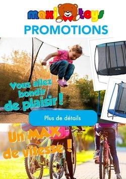 Maxi Toys coupon ( Nouveau )
