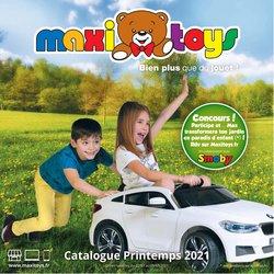 Maxi Toys coupon ( 18 jours de plus )
