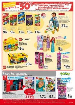 Promos de LEGO dans le prospectus à Maxi Toys ( 2 jours de plus)