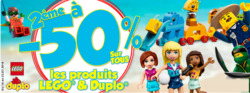 Promos de Maxi Toys dans le prospectus à Chalon-sur-Saône