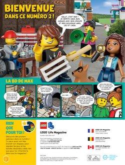 Promos de LEGO dans le prospectus à King Jouet ( 26 jours de plus)