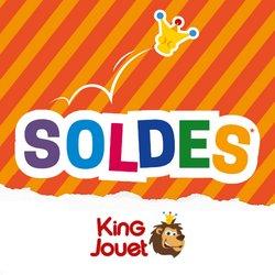 Promos de Jouets et Bébé dans le prospectus à King Jouet ( 5 jours de plus)