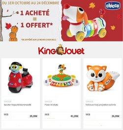 King Jouet coupon ( Plus d'un mois)
