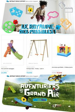 PicWicToys coupon ( 10 jours de plus )
