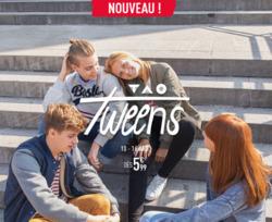 Promos de Tape à l'oeil dans le prospectus à Nice