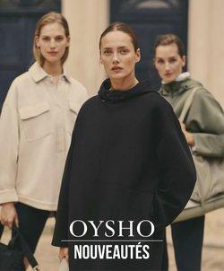Oysho coupon ( 18 jours de plus)