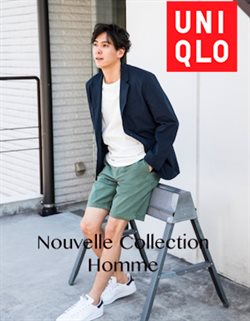 Uniqlo coupon à Paris ( Plus d'un mois )