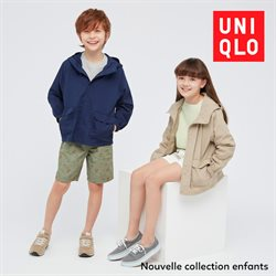 Uniqlo coupon à Paris ( 20 jours de plus )