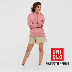 Promos de Uniqlo dans le prospectus à Uniqlo ( 13 jours de plus)