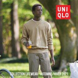 Promos de Uniqlo dans le prospectus à Uniqlo ( Plus d'un mois)