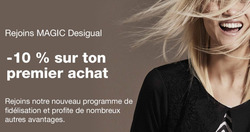 Promos de Desigual dans le prospectus à Paris