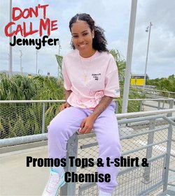Jennyfer coupon ( Nouveau)