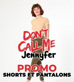 Promos de Jennyfer dans le prospectus à Jennyfer ( Expiré)