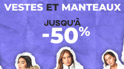 Jennyfer coupon à Paris ( 3 jours de plus )