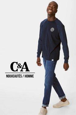 Promos de C&A dans le prospectus à C&A ( Plus d'un mois)
