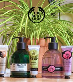 The Body Shop coupon ( 8 jours de plus )